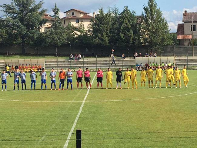 Coppa Italia di Promozione, Angizia Luco - Pucetta 6-0
