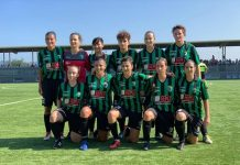 Chieti Calcio femminile a Pescara