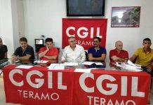 conferenza congressi Cgil