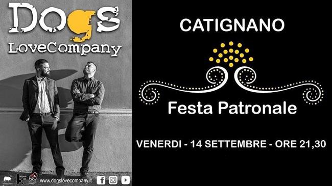 dogs love company Catignano