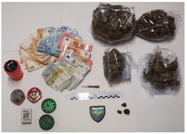 droga soldi sequestrati