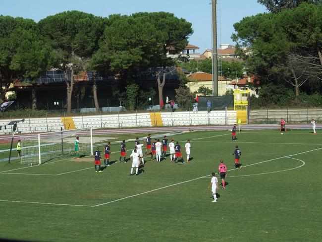 Francavilla Montegiorgio 2-1