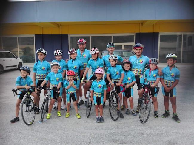 Sulmona giovanissimi ciclismo domani gara