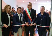 inaugurazione palestra via Rubicone