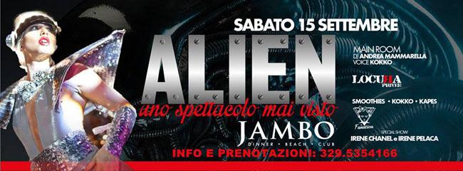 Jambo 15 settembre 2018