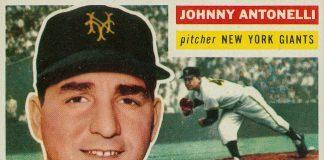 Johnny Antonelli