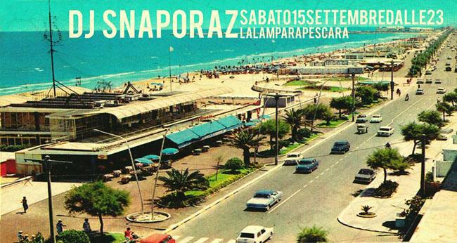 promo code 18185 28716 La Lampara, serata di chiusura con Dj Snaporaz