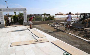 lavori lungomare sud Pescara