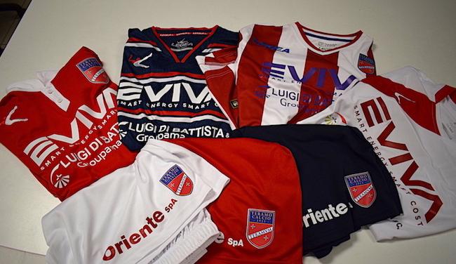 maglie Teramo Calcio