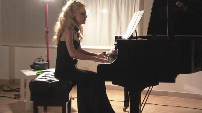 Maria Gabriella Castiglione recital Musicarte