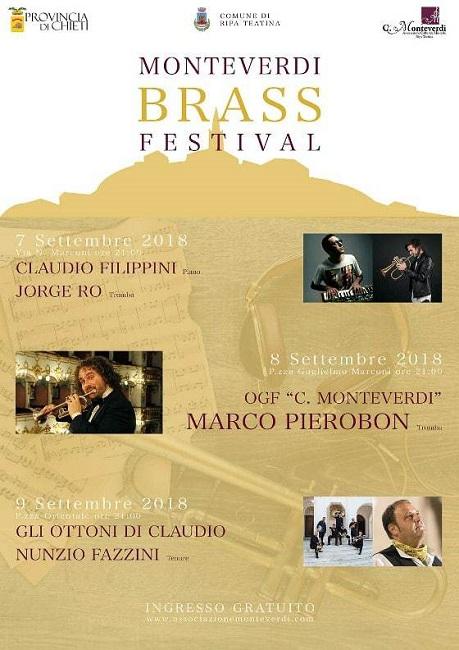 monteverdi brass festival