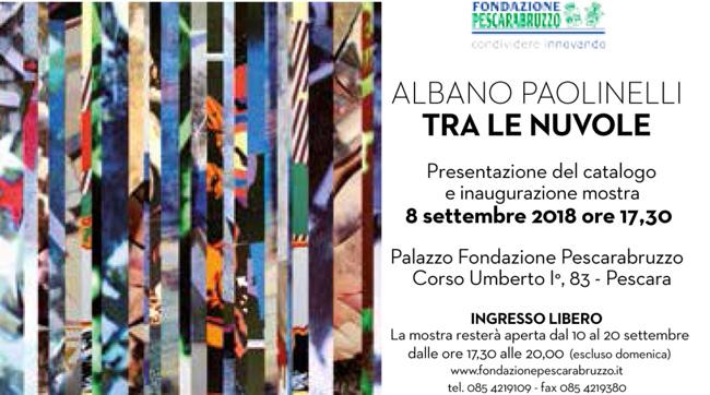 mostra Albano Paolinelli Pescara