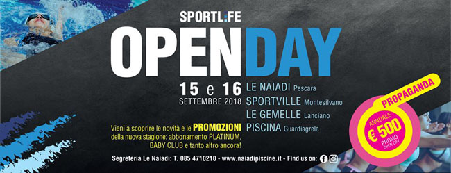 openday sportville