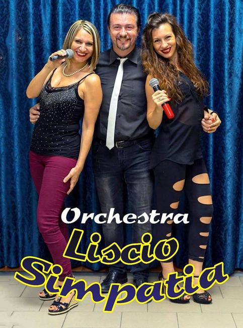 orchestra liscio simpatia