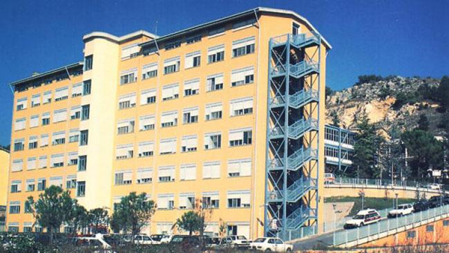 ospedale Popoli