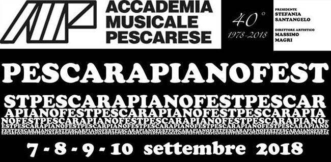 Pescara Piano Festival 2018