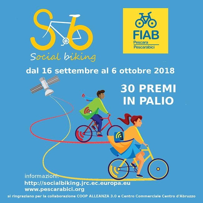 social biking Pescara