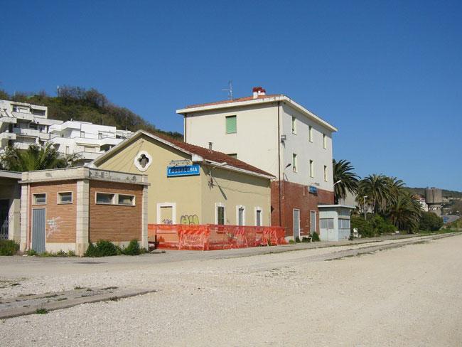 stazione Fossacesia