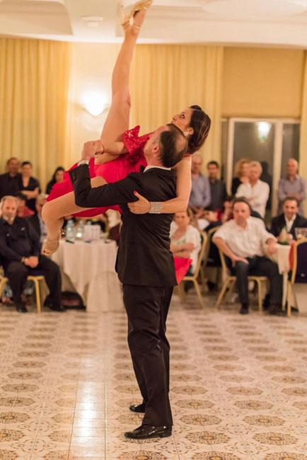 tango Alessandro Sara