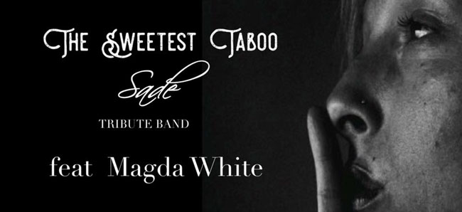 The Sweetest Taboo Sade tribute band