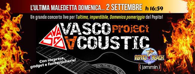 Vasco project 2 settembre 2018