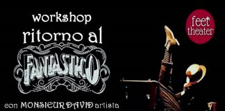 workshop Monsieur David Cepagatti