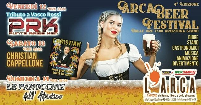 arca beer festival 2018