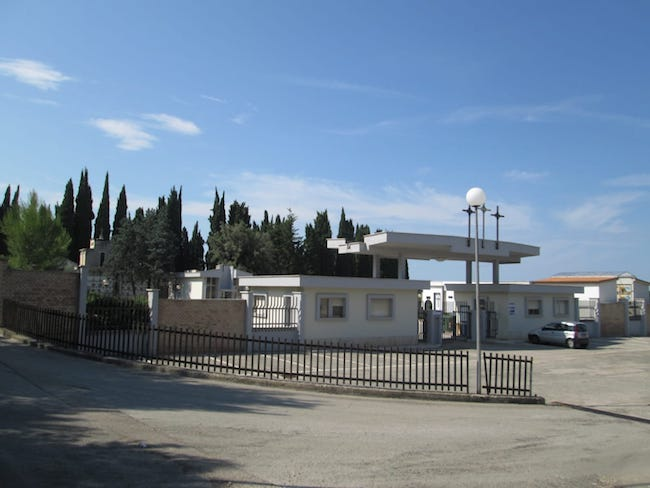 cimitero Fossacesia