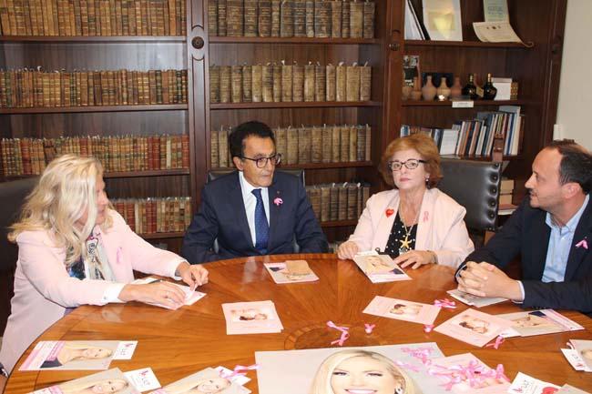 conferenza nastro rosa
