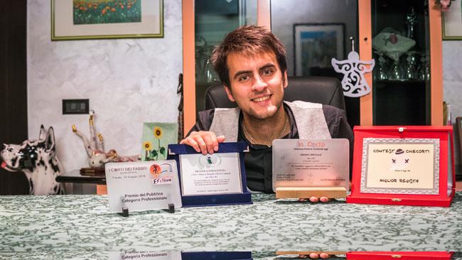 Davide Lupinetti premi