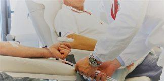 donatore sangue