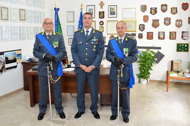 GdF Pescara nuovi ufficiali