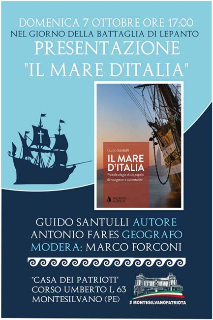 Guido Santulli 7 ottobre 2018 Montesilvano