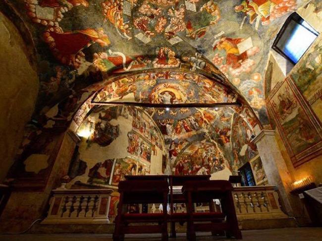 Madonna d'Appari interno
