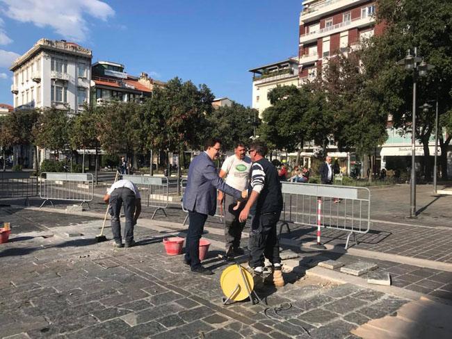 manutenzioni Corso Umberto