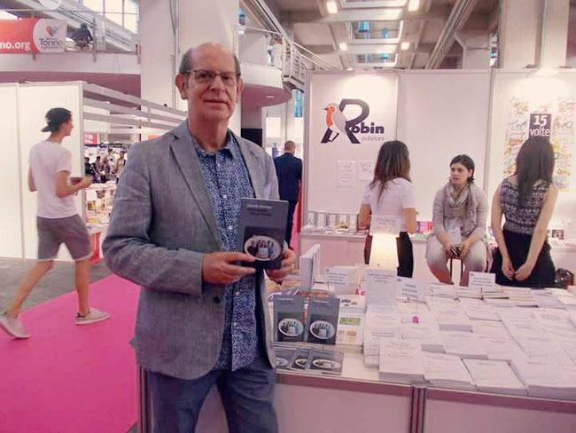 Marcello Marciani -Torino Salone Libro