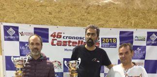 Massimiliano Amicarella podio
