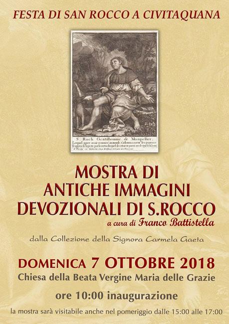 Mostra San Rocco Civitaquana