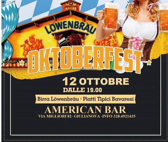 oktoberfest american bar