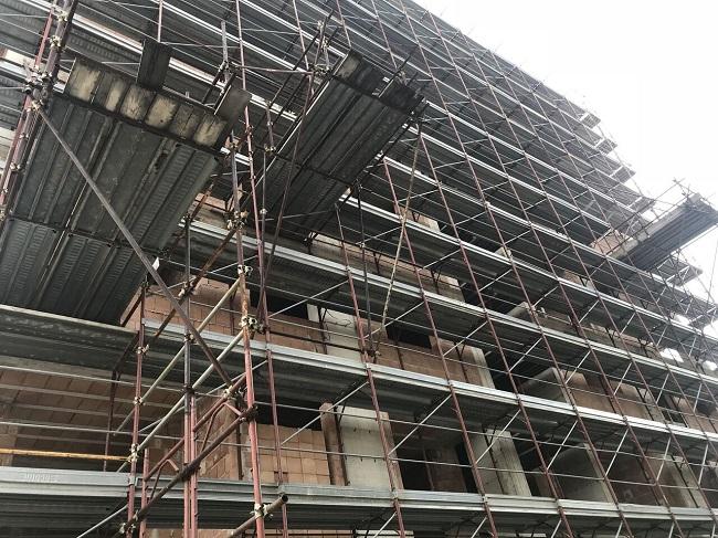 palazzo via Tronto Pescara