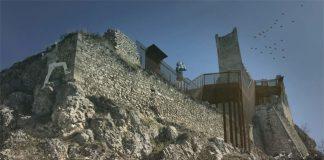 passerella pedonale torre