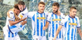Pescara Benevento del 6 ottobre 2018