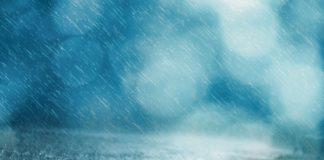 pioggia diluvio