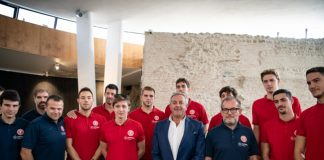 presentazione Adriatica Basket Teramo