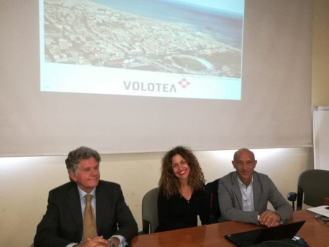 presentazione volo Pescara Palermo