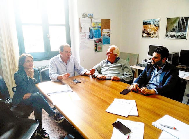 riunione piattaforma telematica