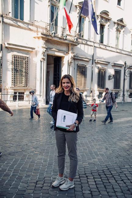 Sara Marcozzi Roma