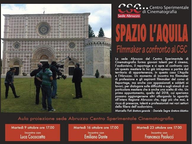 spazio_laquila_filmmaker