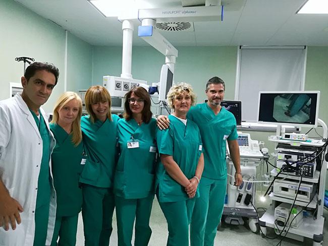 team medico San Salvatore L'Aquila