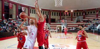 Teramo basket Pescara
